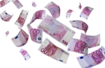 euro voando