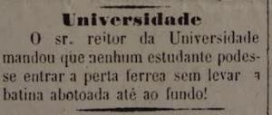 Volta-Face! STOP-In Jornal 'A Liberdade' (Viseu), de 22 Out. de 1886, 16º Anno, Nº 829