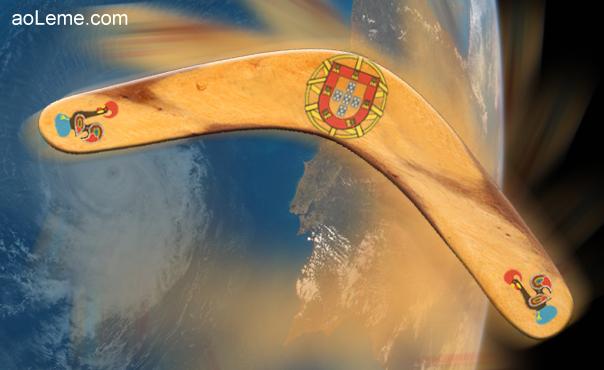 Emigração-Boomerang